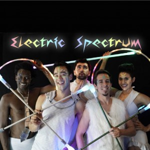 Electric Spectrum LED Circus - Circus Entertainment in San Francisco, California