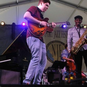 Elijah Cole - Jazz Guitarist in Philadelphia, Pennsylvania