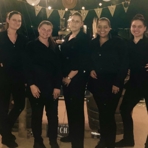 Elite Party Servers and Bartenders - Waitstaff / Holiday Party Entertainment in West Palm Beach, Florida
