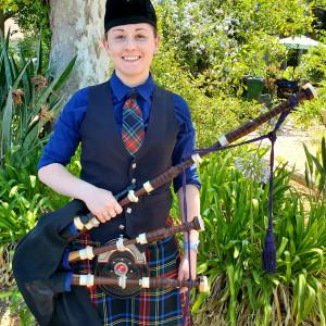 Elizabeth McCarty, Bagpiper - Bagpiper in Stockton, California