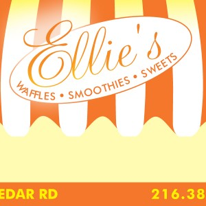 Ellie's Waffles Smoothies & Sweets