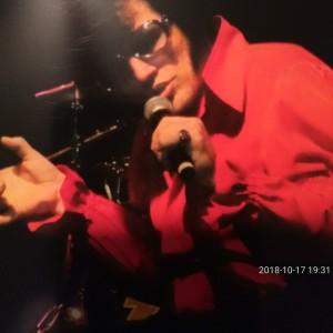 Elvis- Brad Rouse - Elvis Impersonator in Memphis, Tennessee