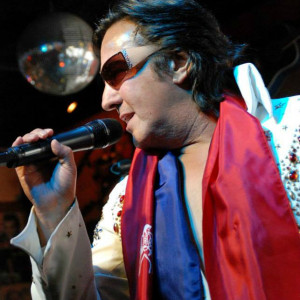 Elvis Impersonator Chuck Baril - Elvis Impersonator / Singing Telegram in Nashville, Tennessee