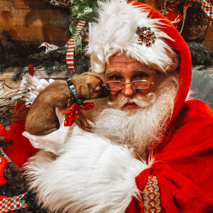 Santa Gib - Santa Claus in Alba, Texas