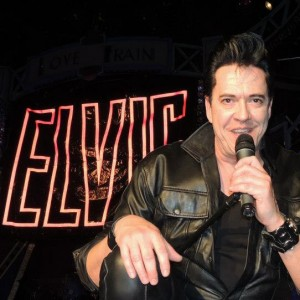 Elvis Tribute Artist - Brent Freeman