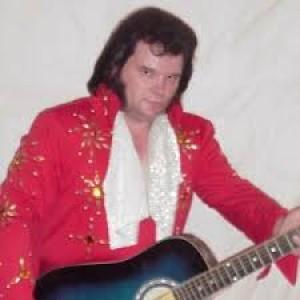 Obie Sparks: Elvis Tribute Artist