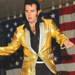 """Bringing It Back"" Productions - Elvis Impersonator / Singing Telegram in Memphis, Tennessee"