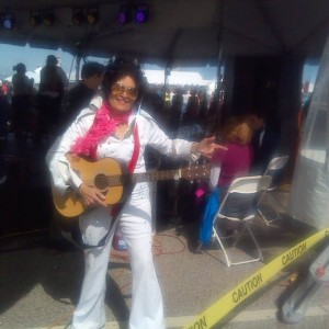 Elvis Lil Sister - Elvis Impersonator / Singing Telegram in Cranston, Rhode Island