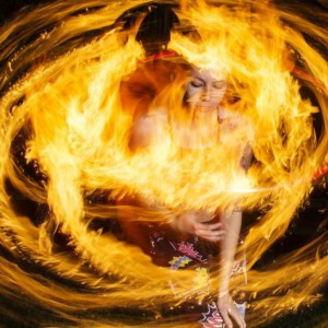 Amber Nicole Smith - Fire Dancer in Sarasota, Florida
