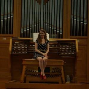 Emily Lapisardi, MSM - Organist in West Point, New York