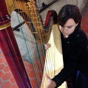 Emily Mason, Classical/Pop Harpist - Harpist / Classical Pianist in Washington, District Of Columbia