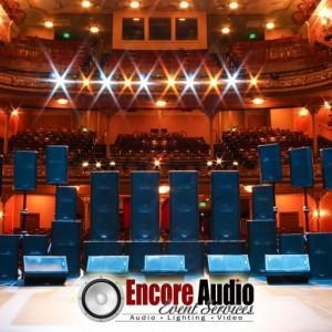 Encore Audio Event Services - Sound Technician in Pittsfield, Massachusetts