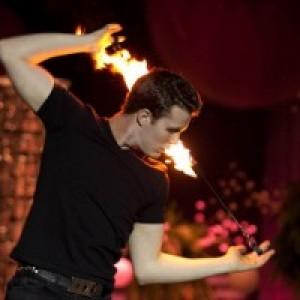 Energemata Poi - Fire Performer / Fire Eater in Marietta, Georgia