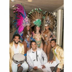 Energia do Samba Brazilian Dance Company - Samba Dancer in San Francisco, California