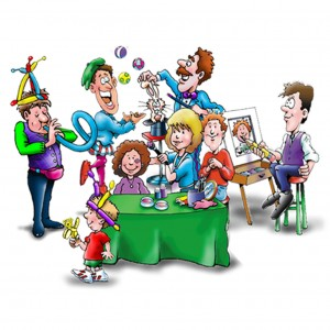 Jason Levinson & Company - Children's Party Entertainment / Balloon Twister in Silver Spring, Maryland