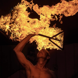 Floki's Fire Magic & Dance - Fire Dancer / Fire Eater in Austin, Texas