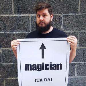 Eric Benton - Magician in Brookline, Massachusetts