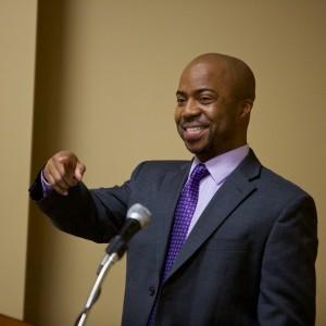 Eric J. Watts - Christian Speaker in Columbus, Ohio
