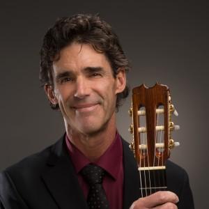 Eric Jarmie Spanish Guitar in Monterey and Carmel
