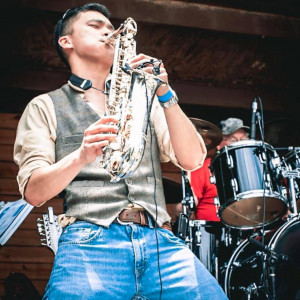 Eric Luico With Simply Woodwinds - Saxophone Player in Houston, Texas