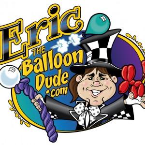 Eric The Balloon Dude - Balloon Twister in Sacramento, California