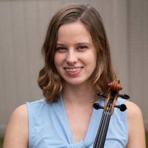 Erika Chinander, Violin - Violinist / Strolling Violinist in Tallahassee, Florida