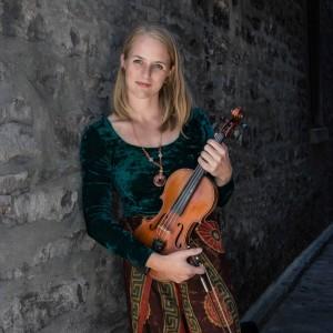 Erin Drumheller - violinist - Violinist in Montreal, Quebec