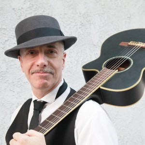 Eristavi music - Jazz Guitarist in Irvine, California