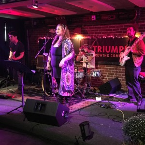 Essie & the Big Chill - Dance Band in Princeton, New Jersey
