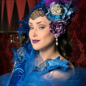 Esther De Ville - Burlesque Entertainment in Toronto, Ontario