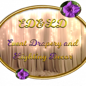 Event Drapery and Lighting Decor - Backdrops & Drapery / Party Decor in Lake Worth, Florida