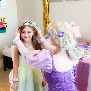 Ever After Characters LLC - Princess Party / Children's Party Entertainment in Manteca, California