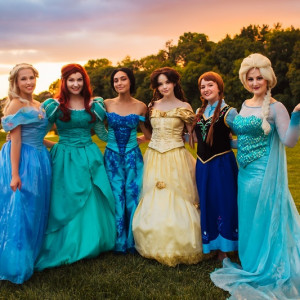 Ever After KC - Princess Party / Children's Party Entertainment in Overland Park, Kansas