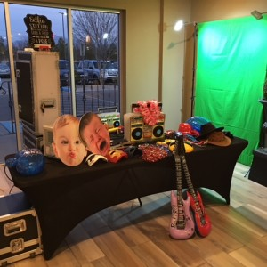 Exciting Photo Booth Photo's - Photo Booths in El Paso, Texas
