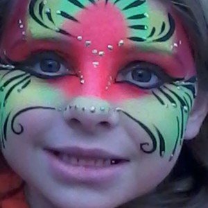 Express It Face and Body Art - Face Painter in Abingdon, Virginia