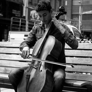 Ezra Poplove Cellist - Cellist / Classical Ensemble in Vancouver, British Columbia