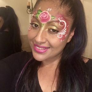 Fabulous Faces by Nallely - Face Painter in Los Angeles, California