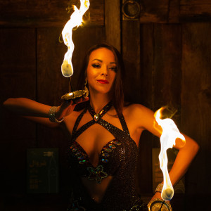 Fabulous Fire Eating Bellydancer - Belly Dancer / Fire Eater in Fort Lauderdale, Florida