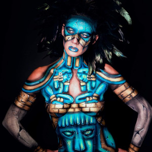 Face and Body artist - Body Painter / Makeup Artist in Austin, Texas