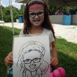 Face Art by Bill - Face Painter / Caricaturist in Bois D Arc, Missouri