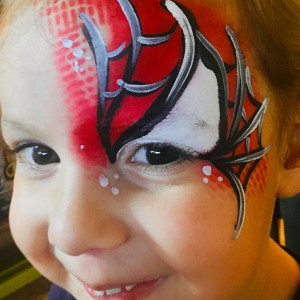 Face Art by Leigh - Face Painter in Moss Point, Mississippi