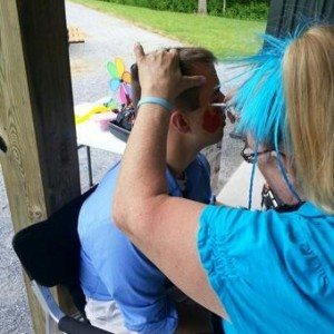 Face Fantasy - Face Painter in Red Lion, Pennsylvania