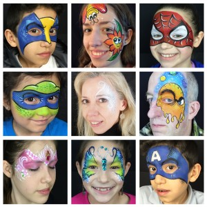 Face Paint Pizzazz - Face Painter / Airbrush Artist in Marengo, Illinois