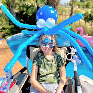 Face Painting, Balloon Twisting & More! - Balloon Twister in Riverside, California