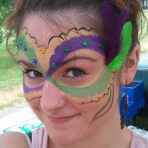 Face Painting by Ariel - Face Painter in Bangor, Maine
