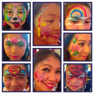 Face Painting by Christine Z - Face Painter in Sutton, Massachusetts