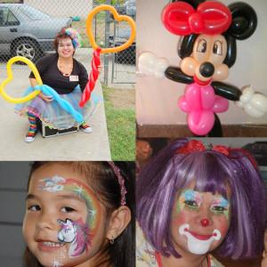 Memorable Event Entertainment - Face Painter in Bloomington, California