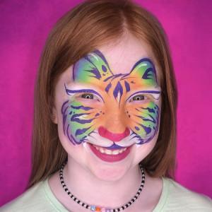 Okie Artistry - Face Painter in Oklahoma City, Oklahoma