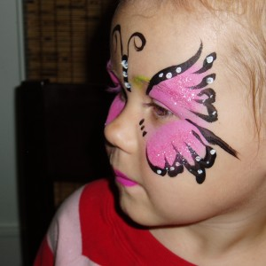 Face Painting by Lisa - Face Painter in Livermore, California