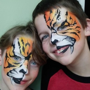 Face Painting by Summer - Face Painter in Vermilion, Ohio